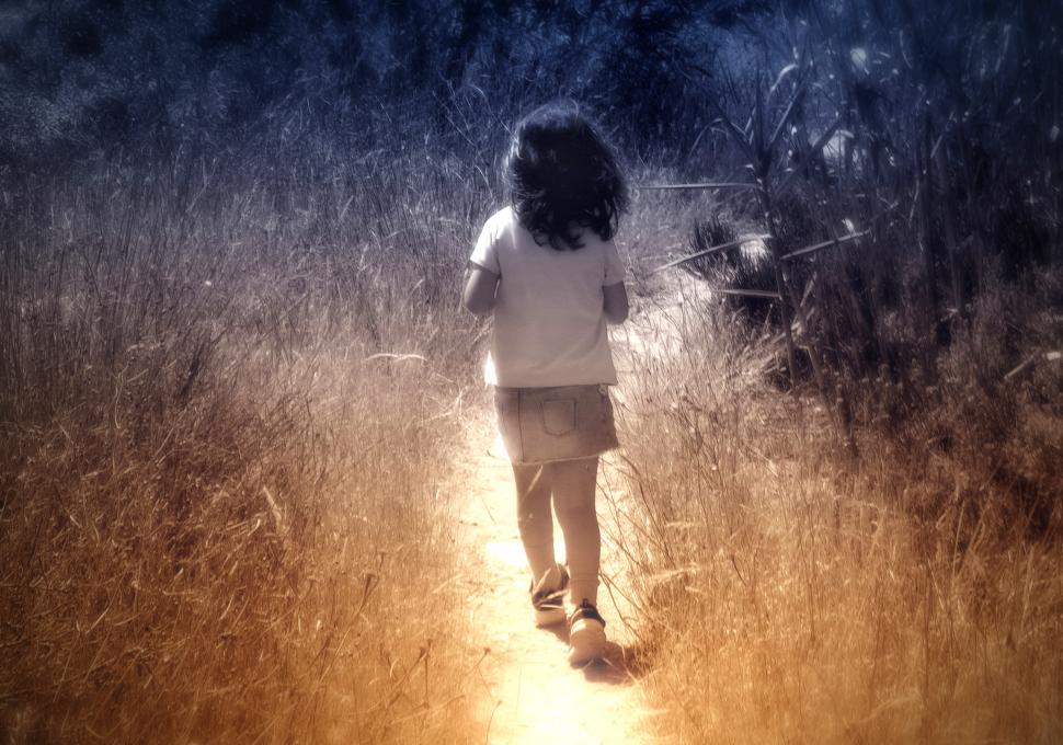 Barns natur