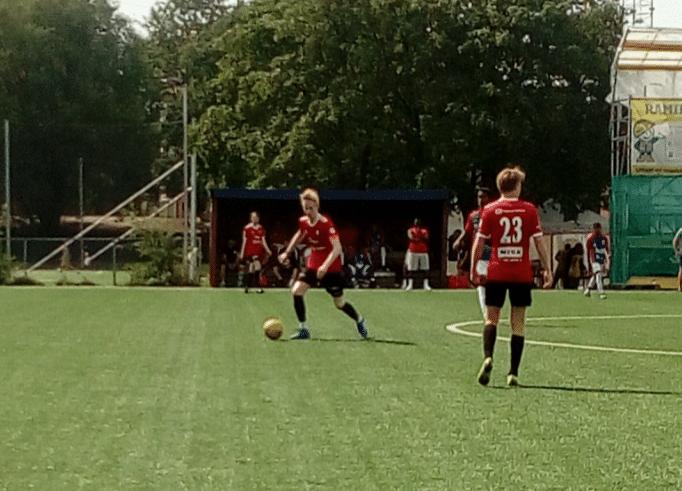 Norway Cup kunstgressbane
