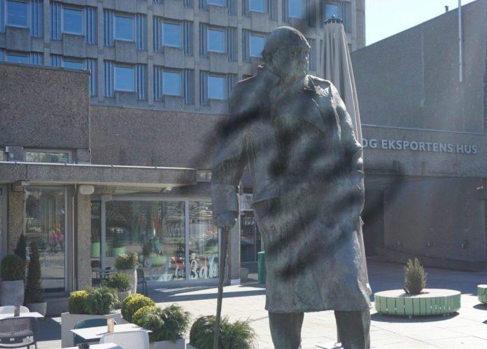 Statue, Winston Churchill